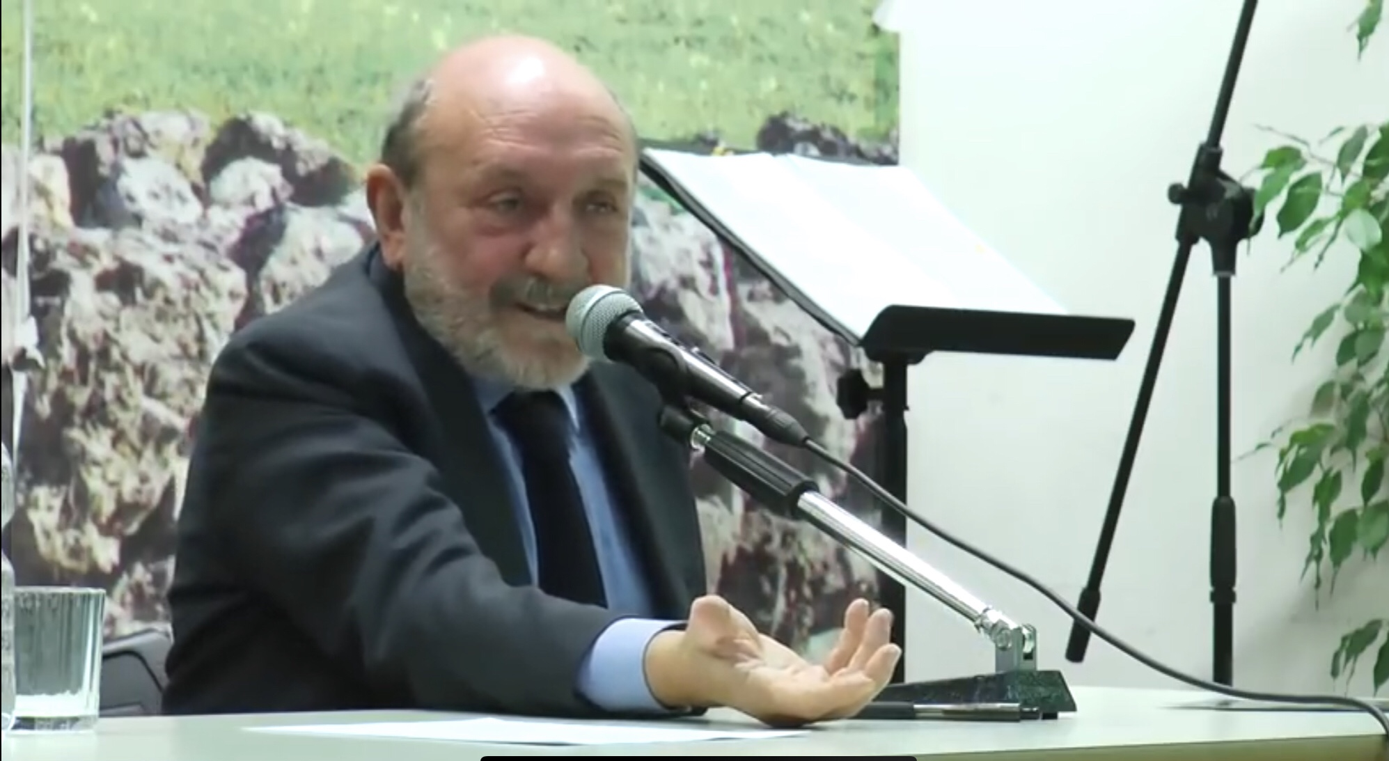 Umberto Galimberti: L'illusione della libertà (2016).