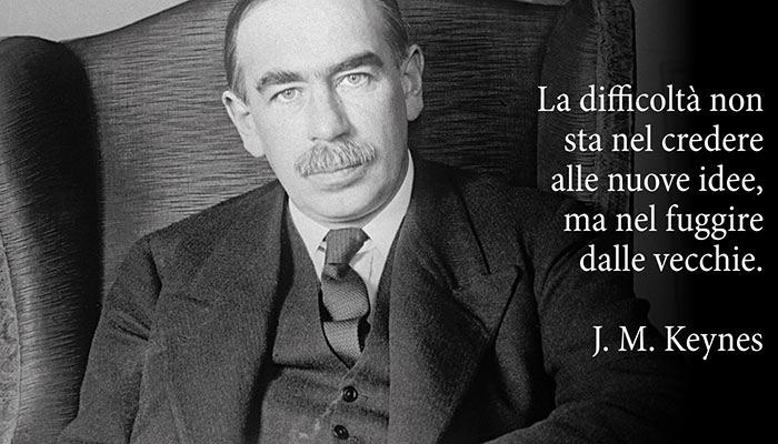 Morte e resurrezione di Keynes.