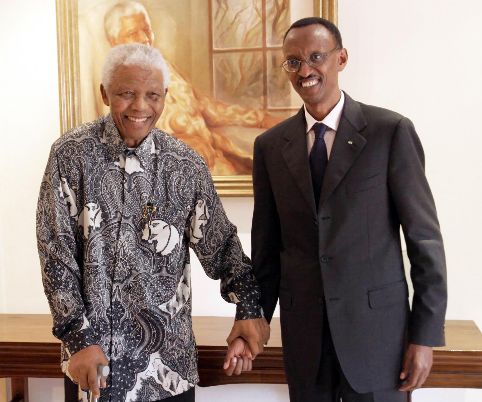 """Kagame: """"La crisi migratoria è una creazione dell'Europa""""."""