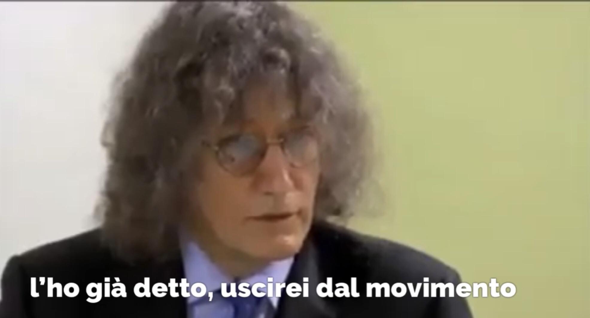 """Quando Casaleggio senior diceva: """"Se il M5S facesse un governo con il Pd me ne andrei"""""""